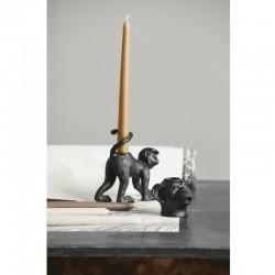 Bougeoir singe Palva Nordal hauteur : 13,5 cm
