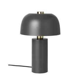 Lampe Lulu gris anthracite