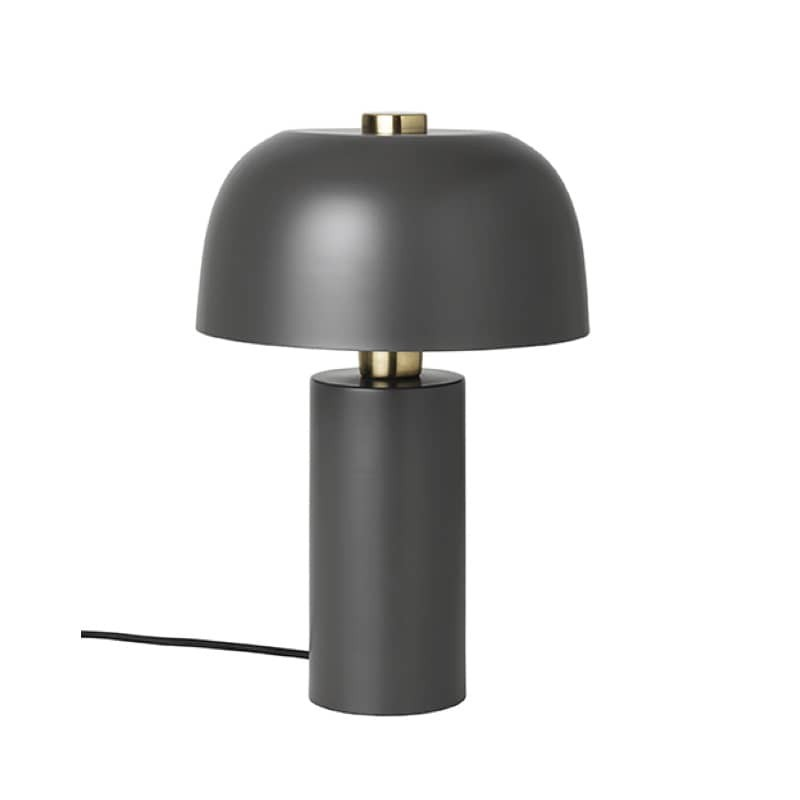 Lampe Lulu gris anthracite
