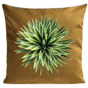 Coussin 40 X 40 impression yucca