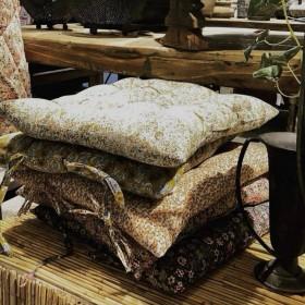Coussin de chaise Liberty en coton