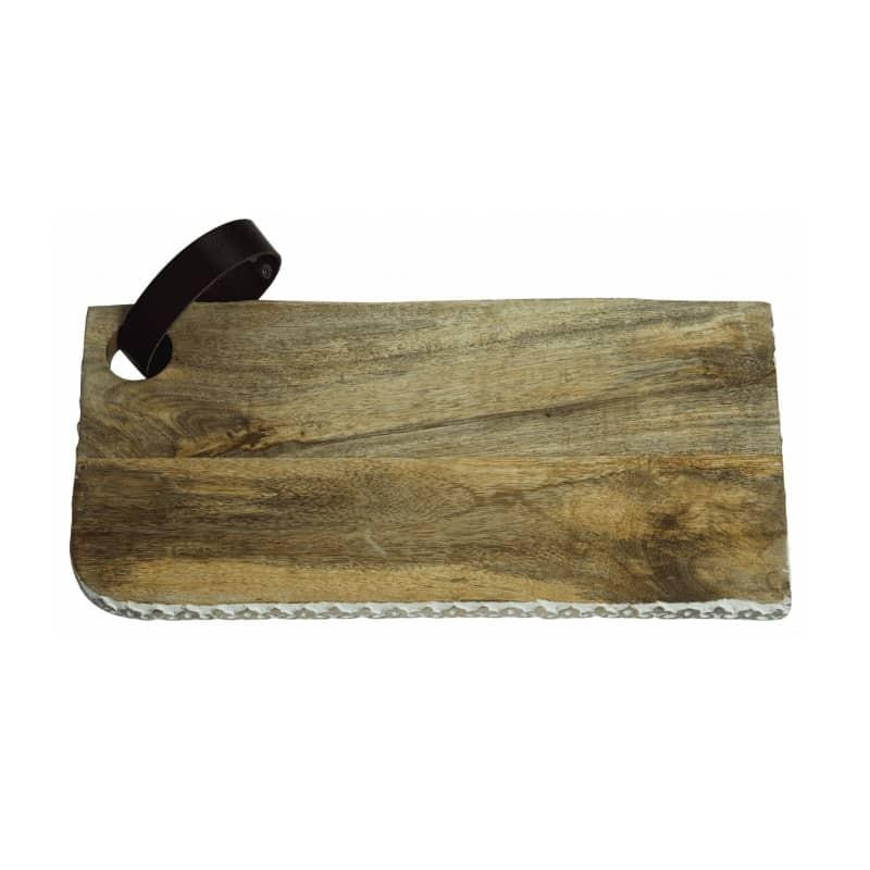 Planche à découper en bois de manguier