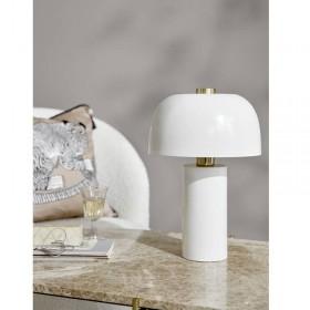 Lampe à poser Lulu design couleur : blanc