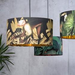 Luminaire Mindthegap Monkey intérieur doré