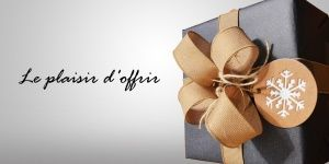 emballage cadeau offert